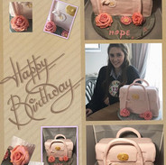 Happy 13th birthday Hope, love you lots 💕👜💕