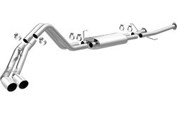 CAT-BACK  Exhaust For Toyota Tundra