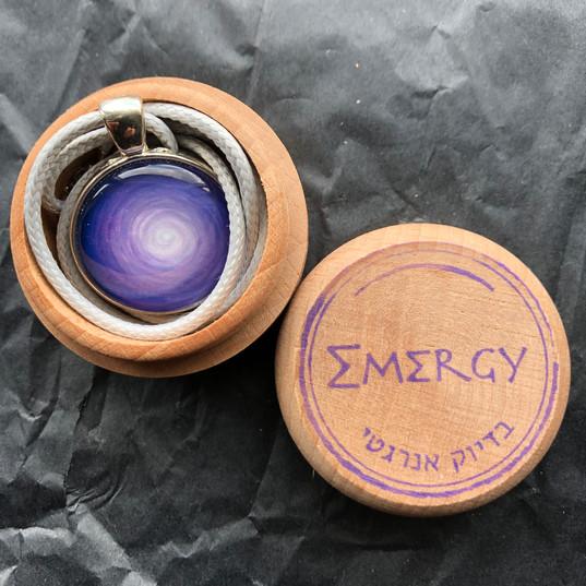 סגול EMERGY