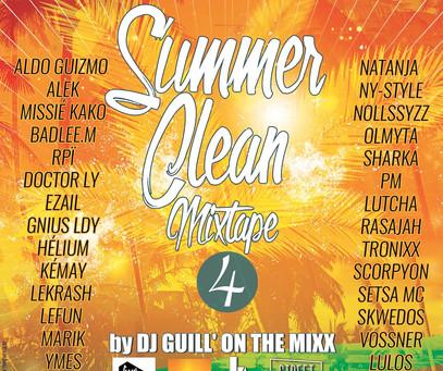 SUMMER CLEAN MIXTAPE #4