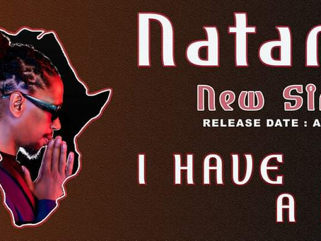 """New single """"I HAVE A DREAM"""" Reggae Nyahbingy"""