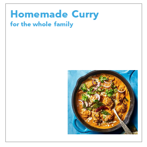 Sanjeev Chopra will be cooking his Belleville famous curry - always well-received at our Summer and Christmas Fairs - for your whole family.