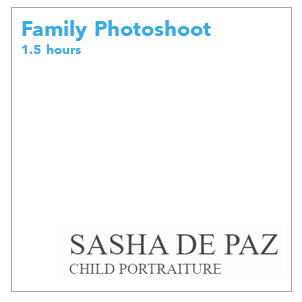 Sasha De Paz is International Award Winning Child Photographer who defines the beauty about taking pictures of children is that they have that unselfconscious innocence.