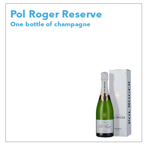 The favourite of Winston Churchill, this extremely special Champagne owes its finesse to the Pol-Roger family's insistence on remaining small and keeping an obsessive eye on quality. A long, slow maturation has added to its sublime, complex aromas.