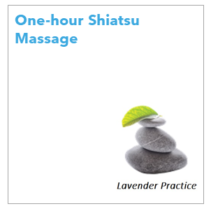 Shiatsu – meaning 'finger pressure' - is a Japanese bodywork system. Lavender Practice typically works with women who suffer from long-term stress-related back or joints issues, gets them out of pain and helps them regain zest for life.