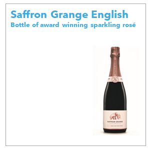 This 2018 Saffron Grange Pinot Noir Sparkling Rosé is made from 100% Pinot Noir grapes and was a medal winner at WineGB Awards 2020.