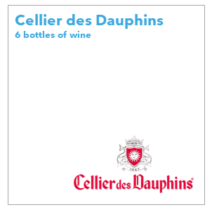 Cellier des Dauphins expresses the south of France's convivial art de vivre. Made from sun-drenched grapes, these wines are traditionally farmed, accessible, and suitable for every occasion.