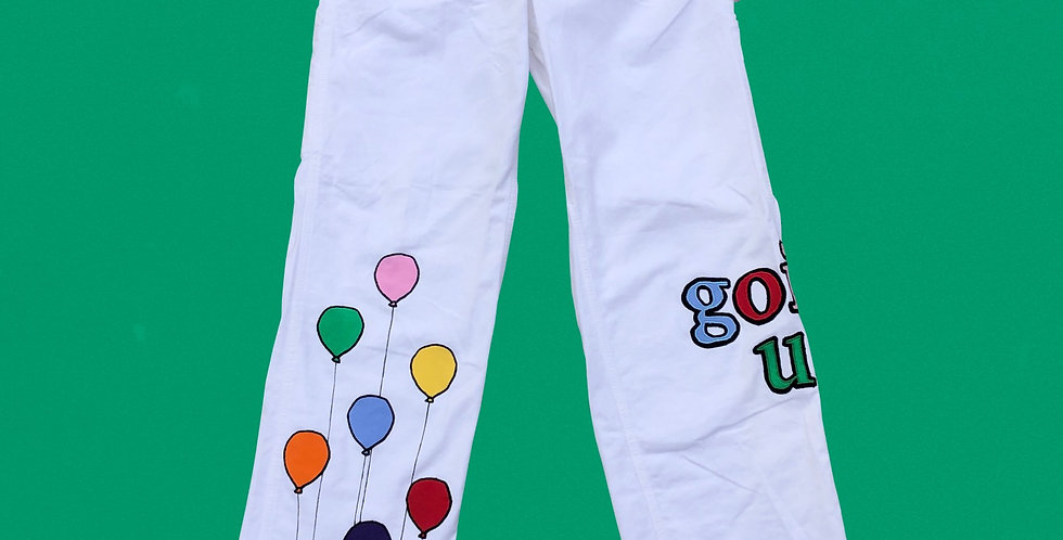 Going Up Pants