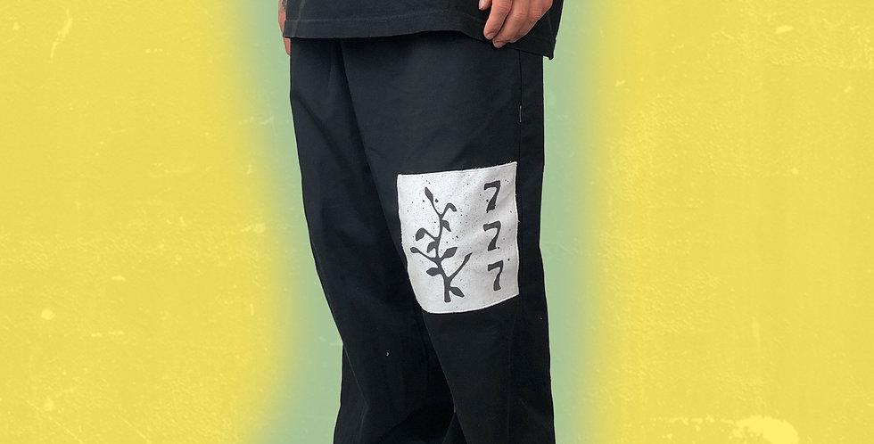Visible Growth Pants (Splatter)