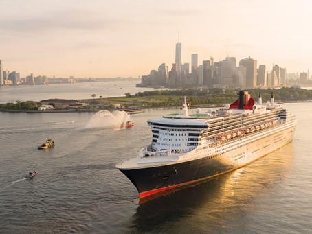 Queen Mary 2 Voyage