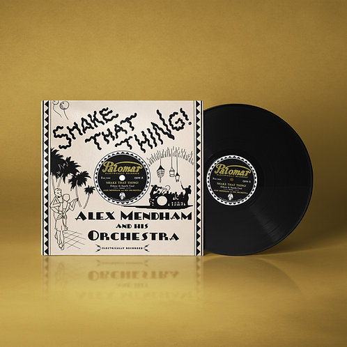 Shake That Thing! - Vinyl 78RPM Record