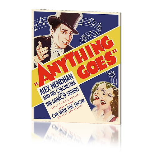 Anything Goes - Print