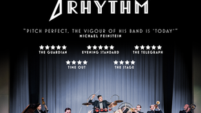 Fascinatin' Rhythm - The Premiere  | Join us on October 1st at Conway Hall, London