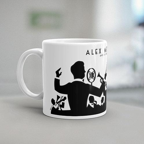 Orchestra Silhouette - Mug