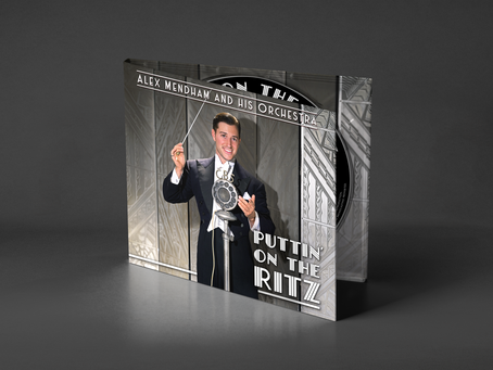 NEW ALBUM - PUTTIN' ON THE RITZ - OUT NOW!