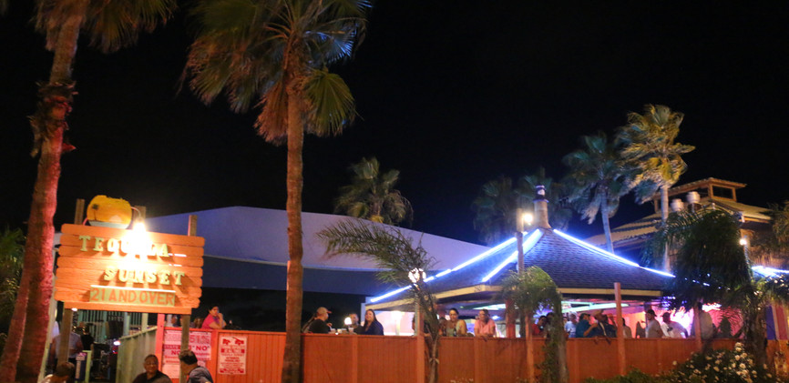 Tequila Sunset Bar
