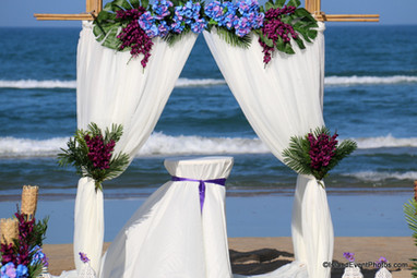 Beach Weddings on South Padre Island, TX,