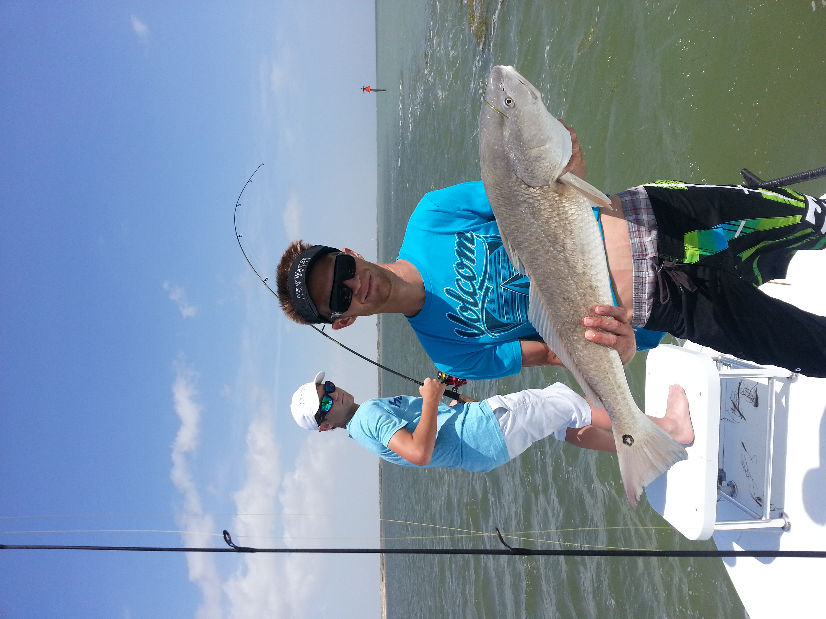 South Padre Fishing