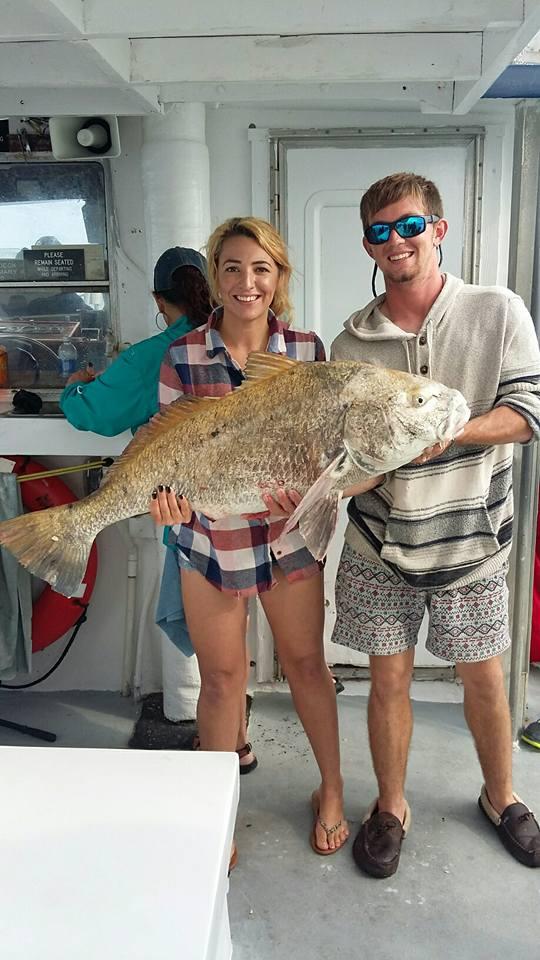 Bay Fishing Trips