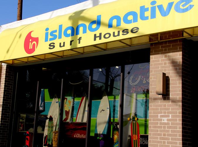 Island Native Surf House