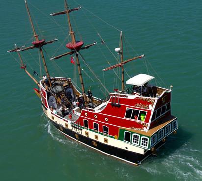 Pirate Ship Port Isabel TX