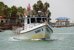 Danny B fishing charters and eco tours