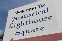 Historical Lighthouse Square