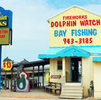 Dolphin Docks Port Isabel, TX.