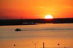 Sunset set cruises