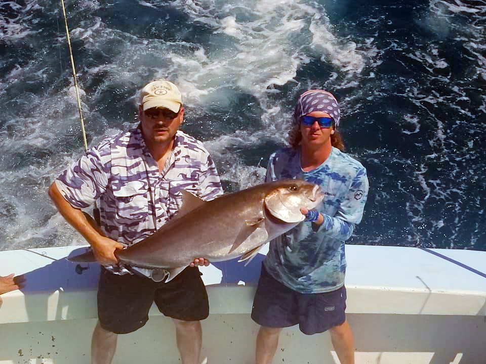 Tuna Fishing South Padre Island