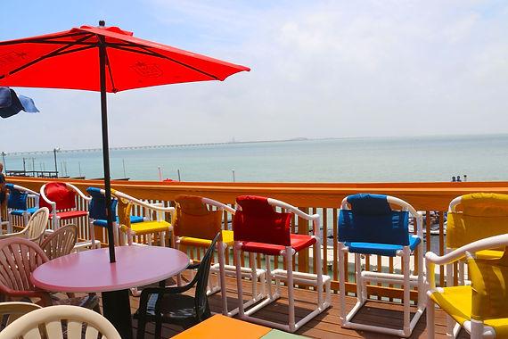 Outdoor Bayfron Patio Restaurant & Bar