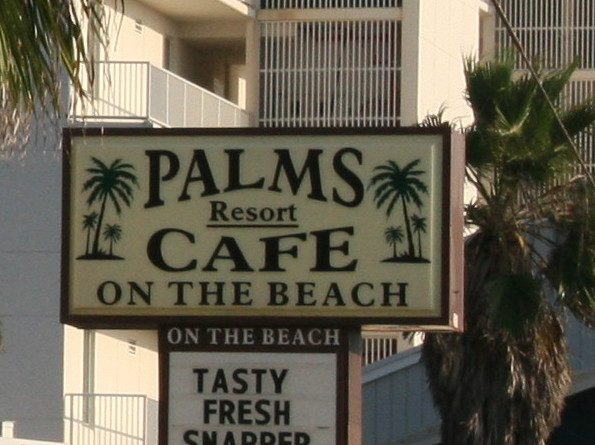 Palms Resort Cafe