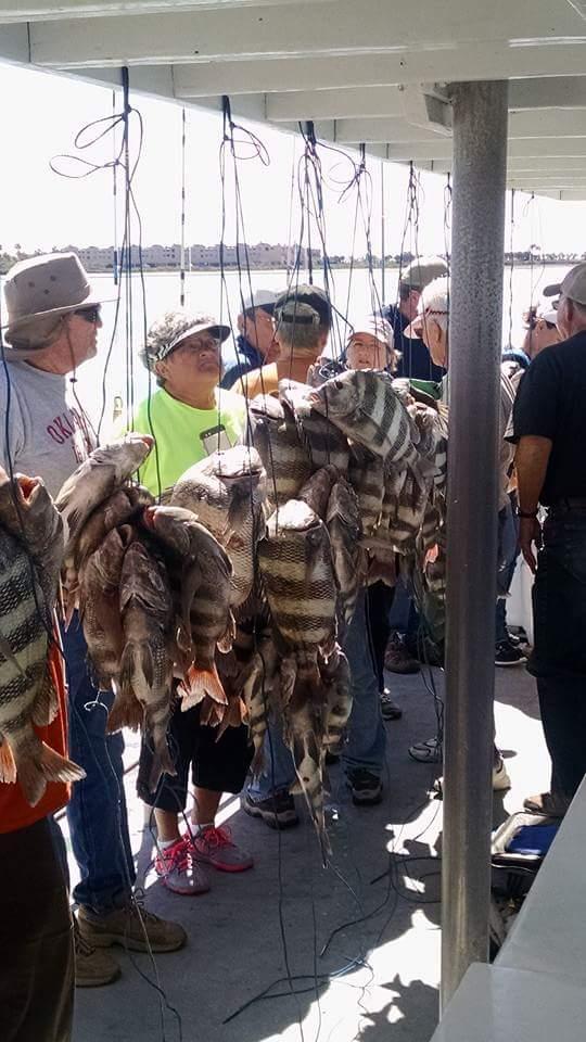 Kids fishing trips