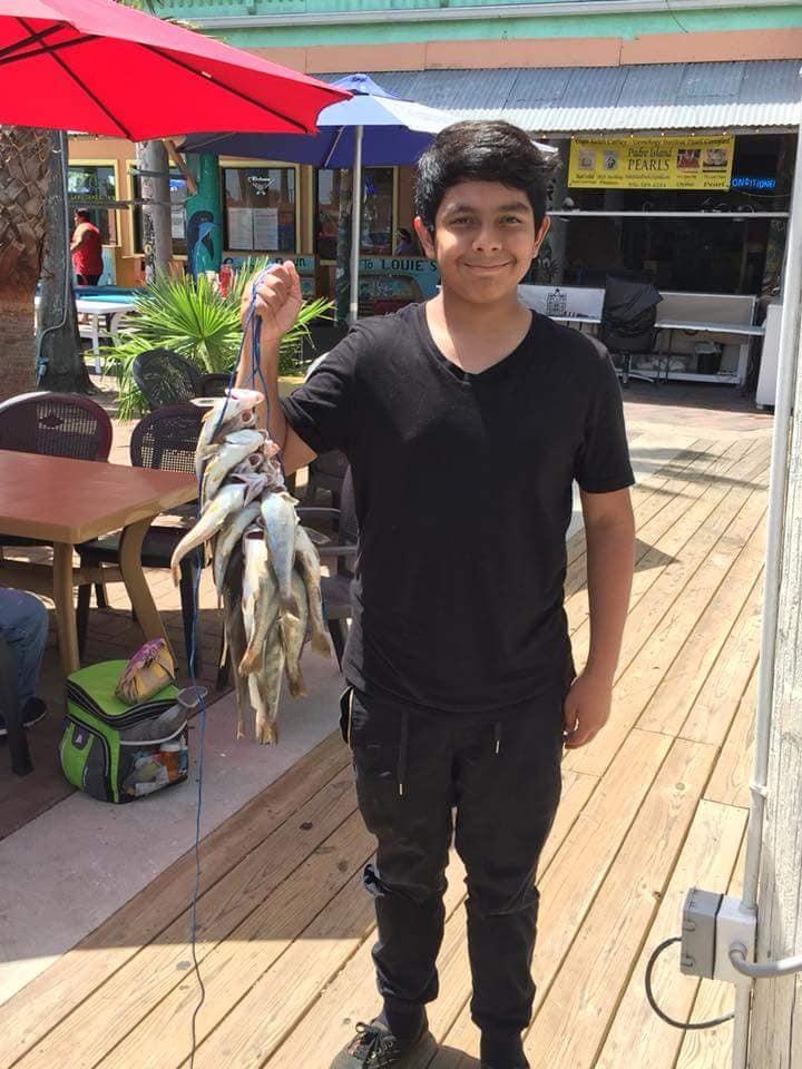 Danny B Bayfishing