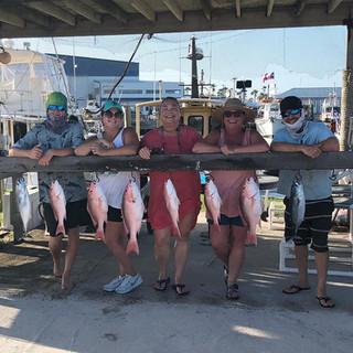 Fishing June 2018