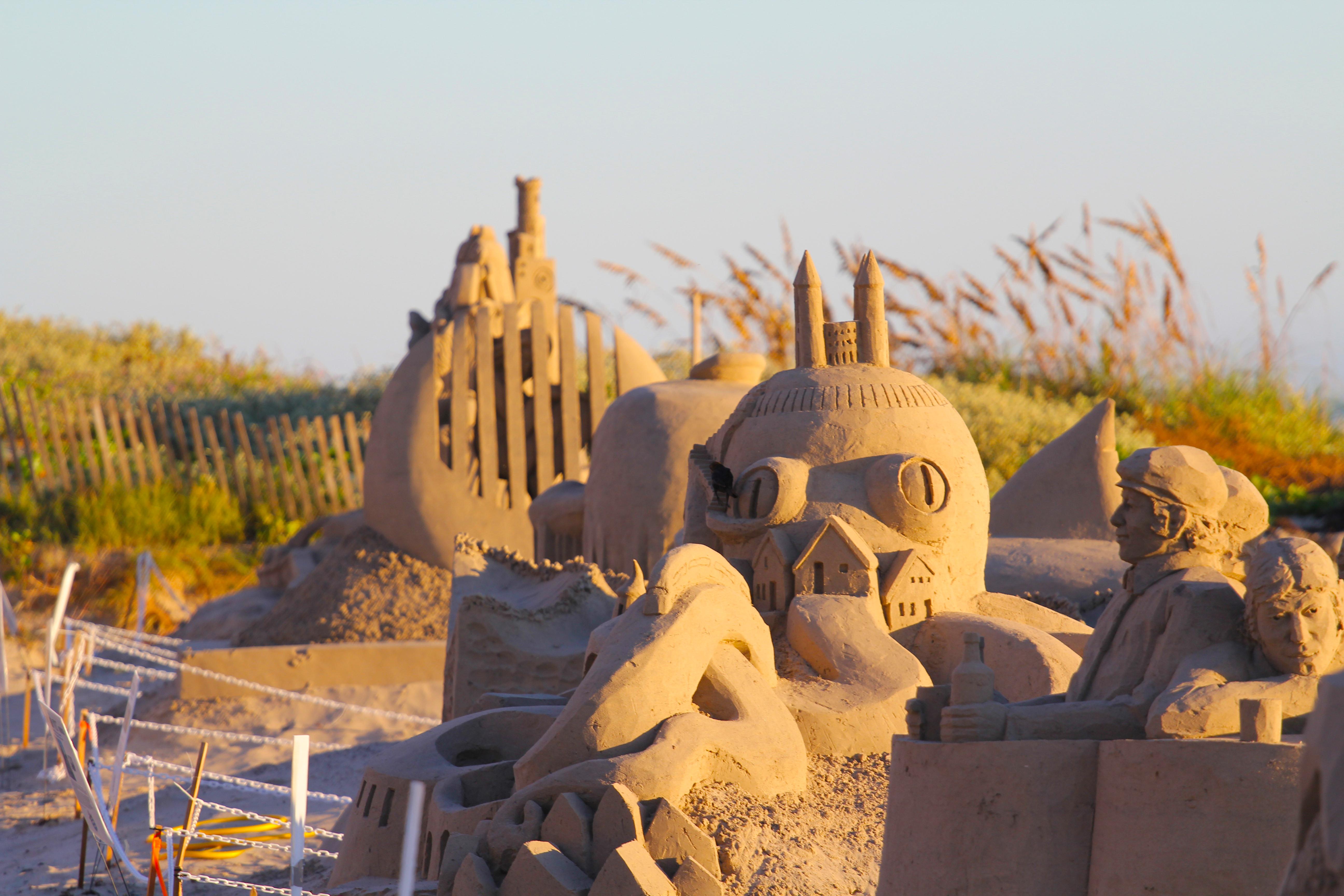 Sandcastle Trail