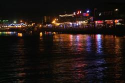 Night life on the bay