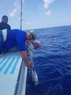 Salt Walker Deep Sea Fishing Charter