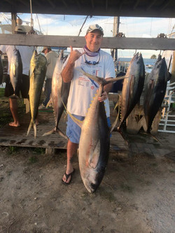 Fishing Guide Services offshore