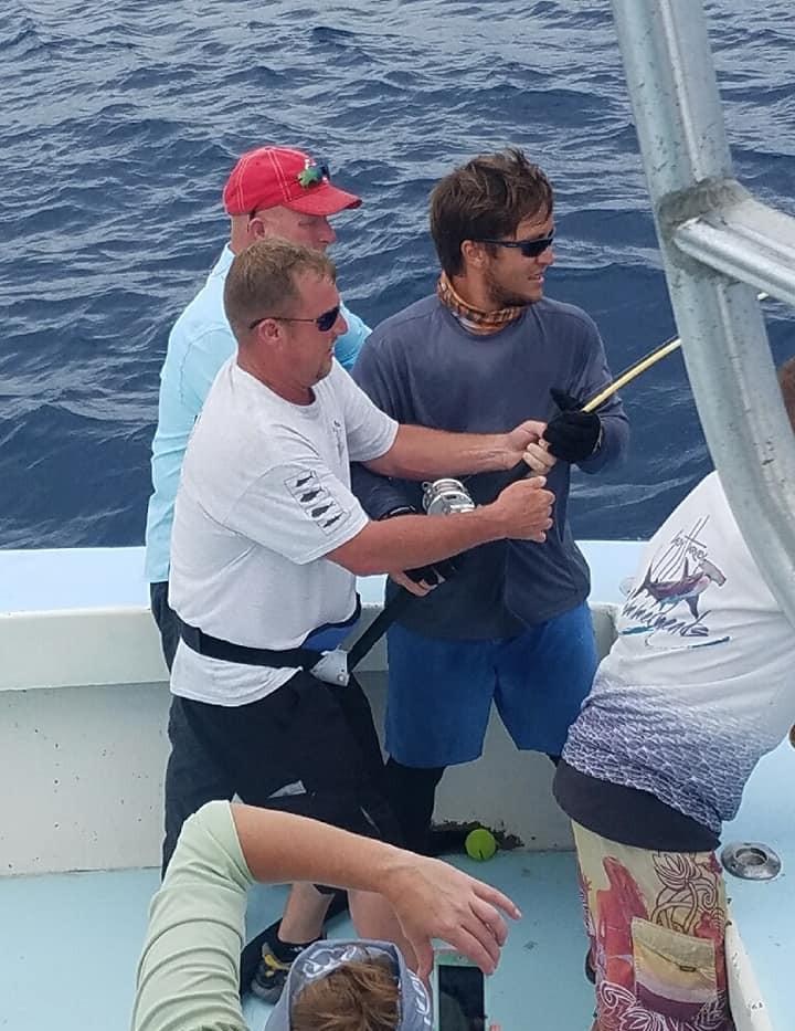 Fishing TIFT
