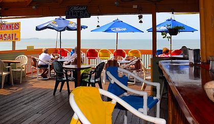Outdoor Bayfront Patio Restaurant