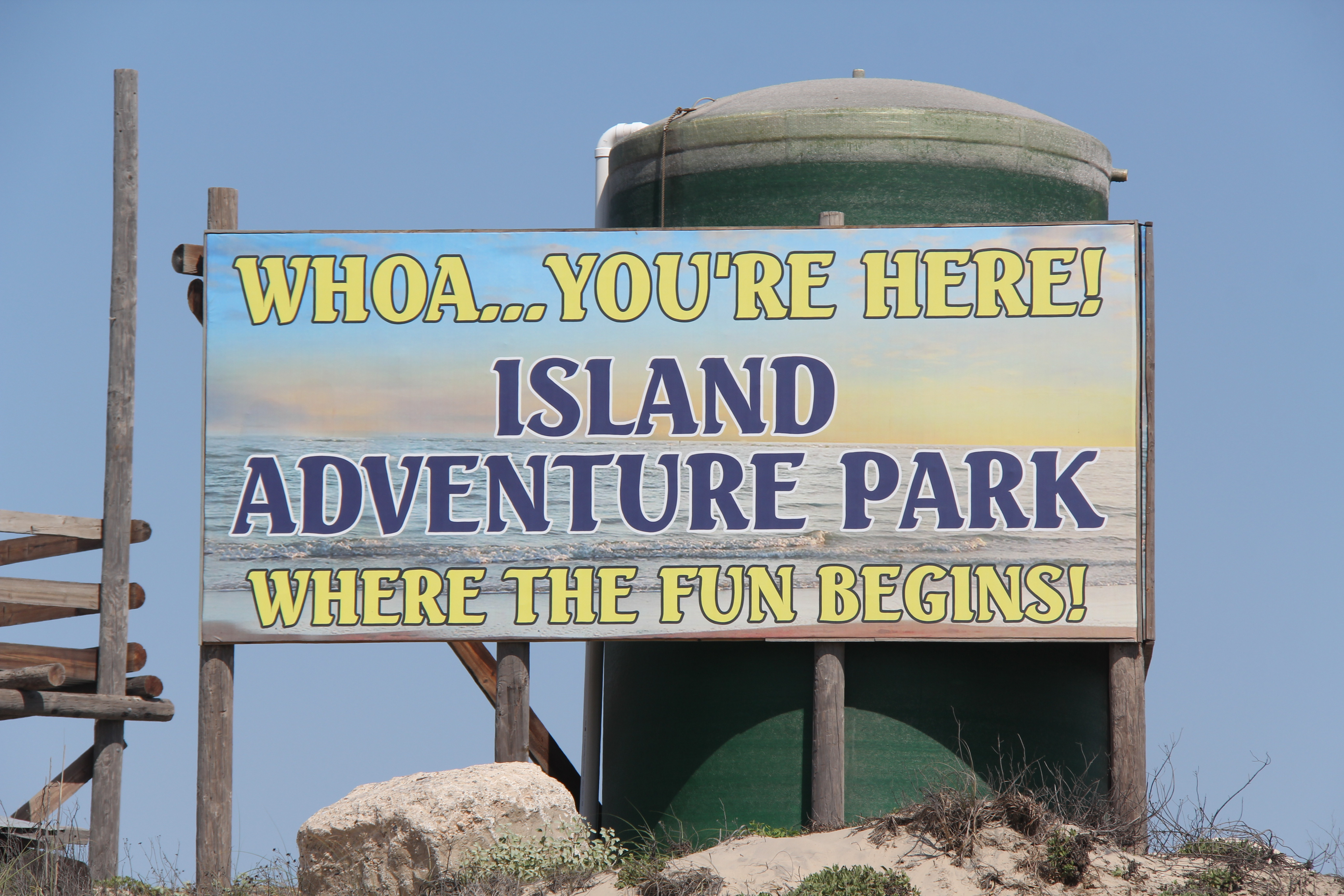Island Adventure Park North