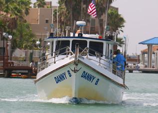Bay Fishing South Padre Island,TX.