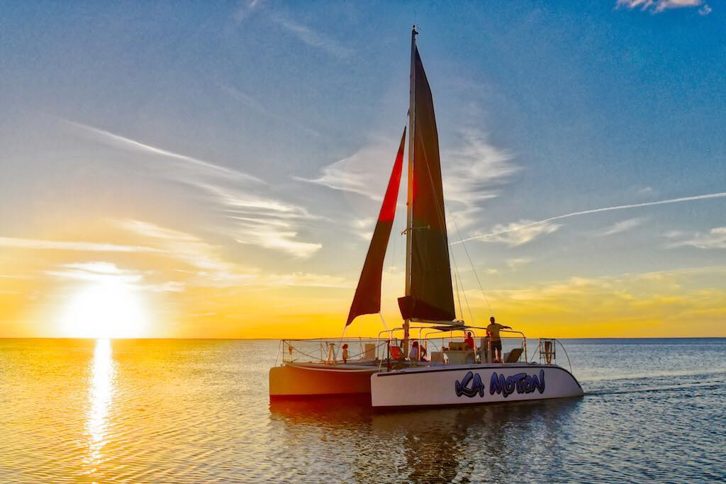 Sailing Adventure South Padre Island