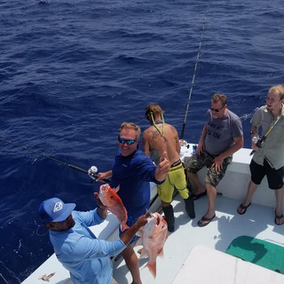 Salt Walker Offshore Fishing Charters