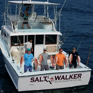 Gulf of Mexico Deep Sea Fishing
