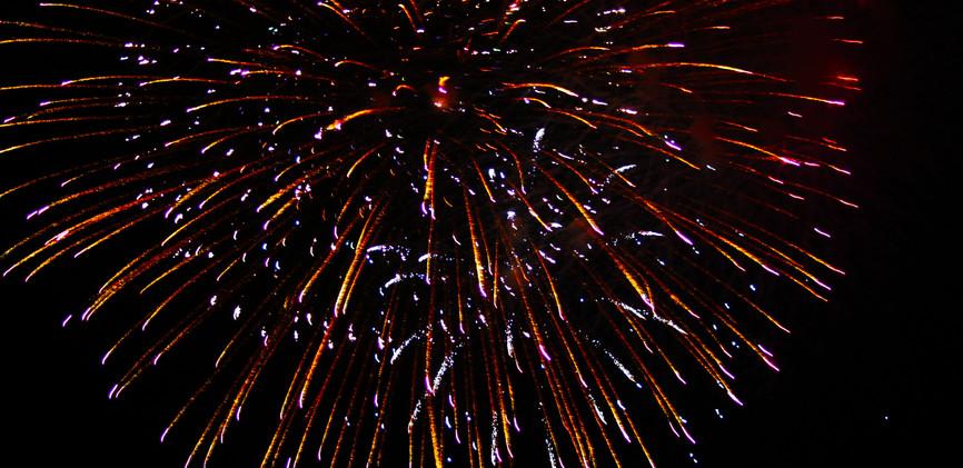 Fireworks all Summer