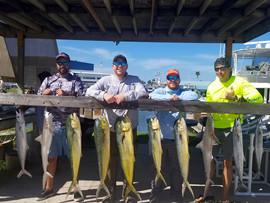 Salt Walker offshore fishing