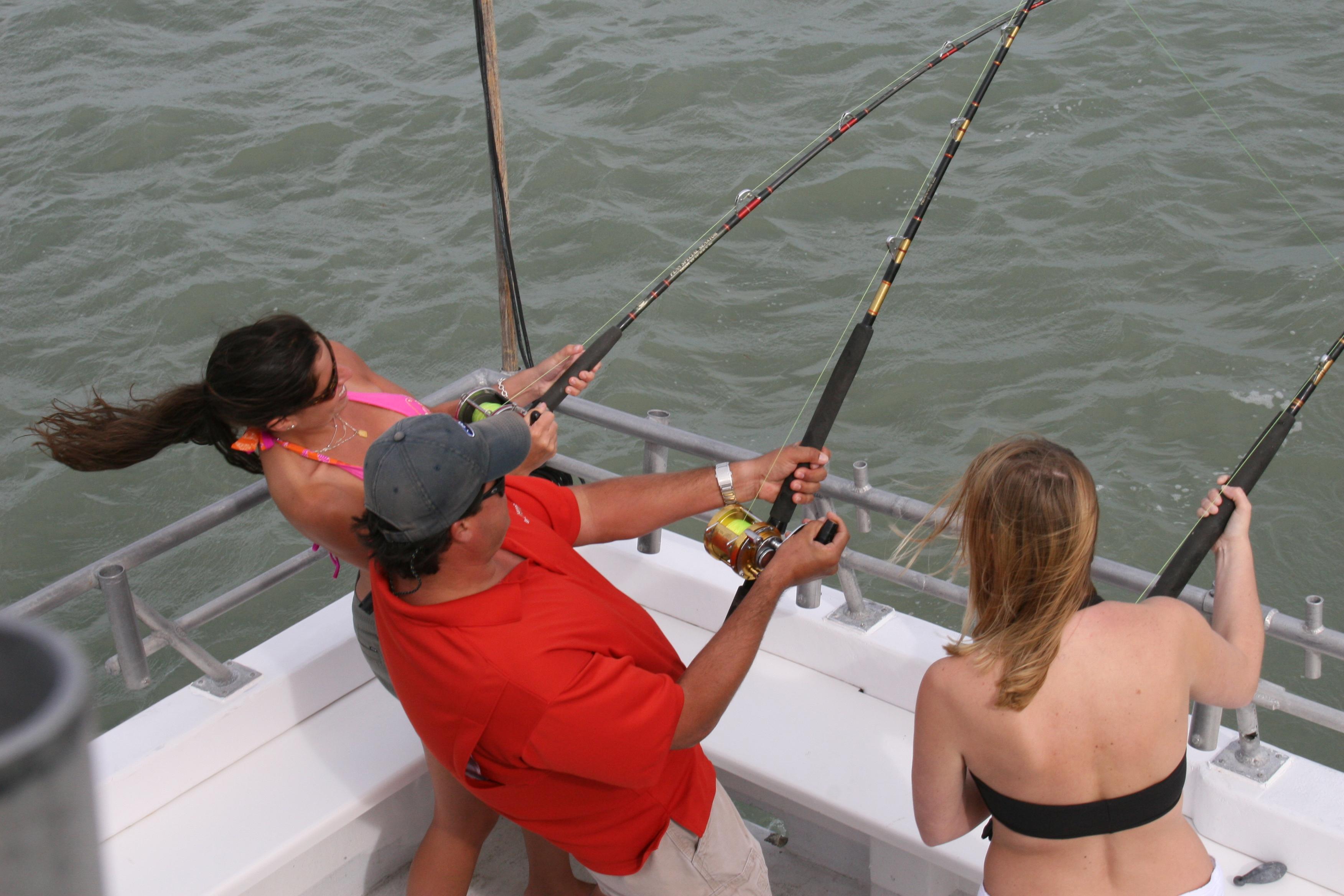 Captain Murphy's Fishing Trips