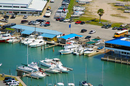 1 Padre Blvd. South Padre Island, TX.